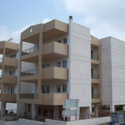 Block of flats at Glyka Nera – Xrysanthemon & Naxou