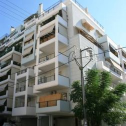 Block of flats at Kaisariani – Manolidi 23