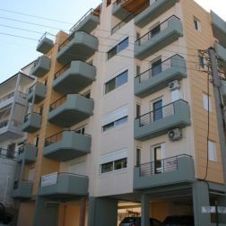 Block of flats at Iliopoupoli – Eptalofou 28