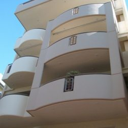 Block of flats at Zografou – Gounaropoulou 4